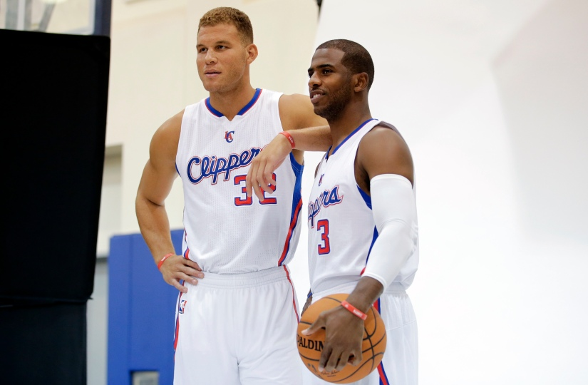"Chris Paul & Blake Griffin Teaming Up for Comedy Sketches on TV & YouTube. Titled ""BGCP3TV in HD"""