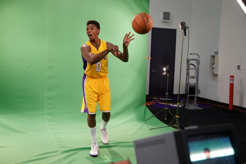 Nick Young: Tour Bus Operator?