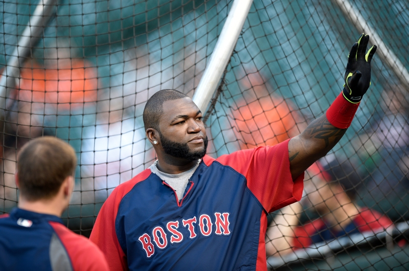 David Ortiz Surprises Military Families with World Series Tickets