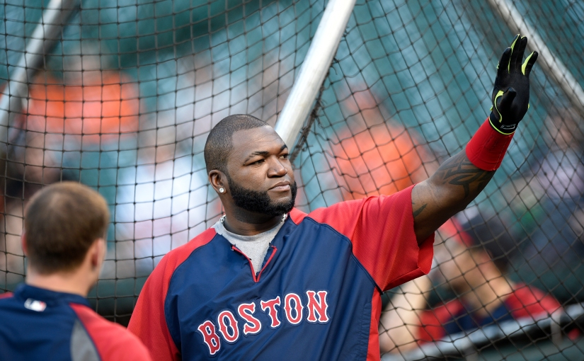 David Ortiz Surprises Military Families with World SeriesTickets